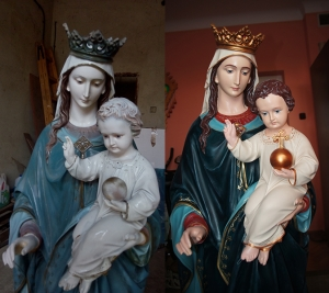 Matka Boża Królowa