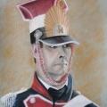 Szwoleżer. Pierwszy z serii żołnierzy czasów Napoleona. 2007.