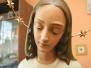 Renowacja figury Matki Bożej