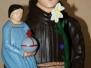 Renowacja figury św. Antoniego